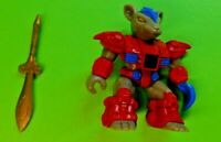 BATTLE BEASTS #38 POWERHOUSE MOUSE COMPLETE SERIES 2