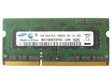 50x 1GB DDR3 PC3-10600 1333 MHz Laptop SODIMM RAM Memory 204-Pin Bulk Job Lot