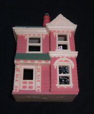 Vintage 1984 Hallmark Ornament Victorian Dollhouse Nostalgic Shop 1st in Series