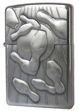 Zippo Lighter ● Bowling Surprise Strike Emblem ● 330004 Neu New OVP ● B220