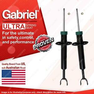 2 x Front Gabriel Ultra Spring Seat Shock Absorbers for Audi A6 Series C5 4B