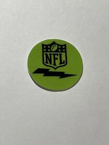 GREEN RADIO COMMUNICATION VINYL DECAL HELMET  NFL