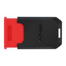 512GB PNY Elite USB3.1 Flash Drive - Black, Red