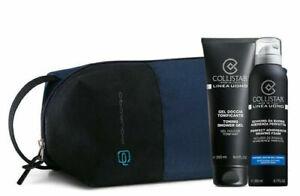 Collistar Man Shower Gel+Foam From Beard Sensitive Skin+Beauty Piquadro