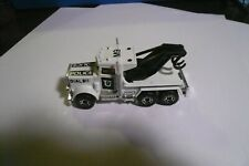Vintage PETERBUILT Police Tow Truck 1981 Matchbox  clean