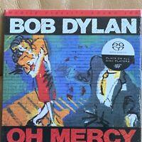 Bob Dylan Oh Mercy Hybrid SACD MFSL MoFi Ltd #ed Brand New Sealed