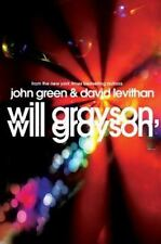 Will Grayson, Will Grayson by David Levithan and John Green (2010, Hardcover)