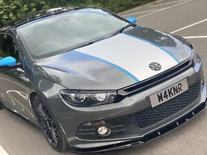 Scirocco Smoked Black Side Repeaters Indicators Sidelights Drl