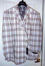 NEW Van Heusen Studio Blazer Sport Coat-- size 42 R--NWT $195--NICE!!!