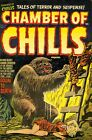 Chamber of Chills (Harvey) 14 Comic Book Cover Art Giclee Reproduction on Canvas
