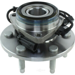 Axle Bearing and Hub Assembly-C-TEK Hubs Front Centric 402.66000E
