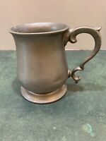 VINTAGE Pewter Mug RWP QUEEN ANNE Tankard CUP Armetale MADE IN USA