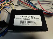 Axxess Metra CHTO-013BB Turn-On Interface With Wire Harness (C-12)