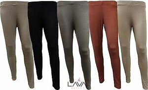 Closing Down Price! Viscose Banded Skinny Stretch Leggings Pants G-1018