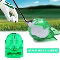 Golf Scribe Supplies Golf Ball Green Line Clip Liner Marke Template  Alignment;