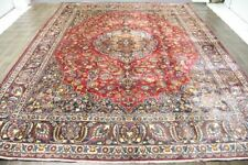 Traditional Antique 100% Wool Handmade Rugs Oriental Rug Carpets 383 X 294 CM