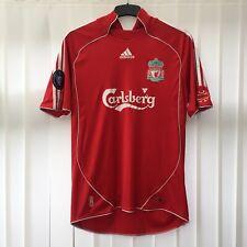 Liverpool FC Home Football Shirt 2006-2008 Men's Size MEDIUM, Red *PLEASE READ*