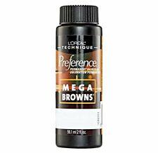 LOREAL Preference MEGA BROWNS  BR3 Hair Color  2oz