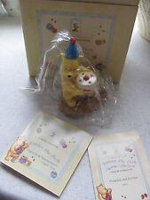 Royal Doulton Winnie The Pooh, Presents and Parties NIB