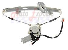 NEW HONDA CIVIC SEDAN FRONT LEFT  POWER WINDOW REGULATOR WITH MOTOR 1996 - 2000