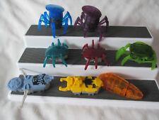 2014 MCDONALDS HEX BUG HEXBUG Micro Robotic Creatures lot SET 8 FIGURES toy