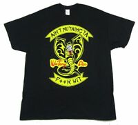 Wu Tang Clan Ain't Nuthing Ta F Wit Black T Shirt New Official Merch
