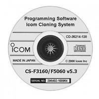 Icom OEM Programming Software F3161DT F3161DS F3161S F4161S F5061D F6061D v5.3