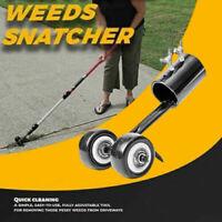 Weeds Snatcher Lawn Mower Garden Weed Razors Grass Cutter Trimming Machine UK