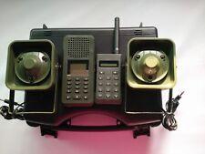 Hunting Player Bird Caller Loud Speaker W/ 2 50W 150dB Speaker + Remote Control