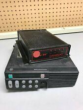 Ge Ericsson Pm82sn Radio With Dataradio 96d7 Mrm Untested