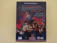 RAVENLOFT STONE PROPHET ADVANCED DUNGEONS & DRAGONS PROEIN PC CD ROM