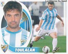 08 JEREMY TOULALAN FRANCE MALAGA.CF AS Monaco STICKER CROMO LIGA 2013 PANINI