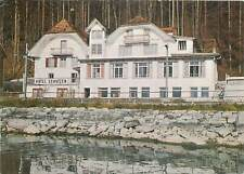 Switzerland hotel restaurant Schutzen Fonduestube Brienz