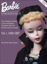 Vintage Barbie Doll Fashion Vol. 1 1959-1967 Book By Sarah Sink Eames BRAND NEW!