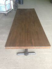 Wooden Rectangle Up to 10 Seats Kitchen & Dining Tables