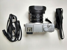 Leica Digilux 2 5.0MP Digital SLR Camera - Black Silver (Kit w/ ASPH 7-22.5mm...