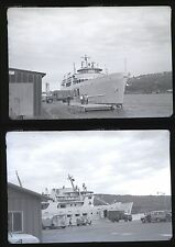 Lot of 2! Steamship Ranger III Isle Royale National Park MI Photo Negatives 14