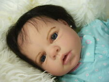 Noah Awake Custom Reborn Doll Reva Schick Little Darlins Nursery Rita Meese