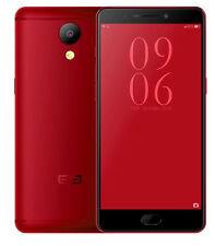 Téléphones mobiles rouges Elephone avec android