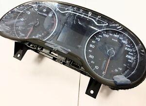 New OEM Audi A3 8V Facelift  Kph Speedometer Combi Instrument   8V0920873L