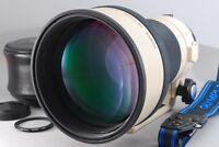 Olympus Zuiko 250mm f/2 OM-System Auto-T Lens Mint 2386#GC