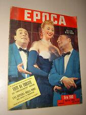 EPOCA=1952/78=MARIO RIVA=ISTITUTO RESTAURO=MIGNANO=CASINO SAINT VINCENT=MODA=