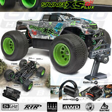 "HPI Racing 115967 Savage XS Flux Truck Vaughn Gittin Jr  14.17"" 4WD RTR w/ Radio"