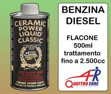 CERAMIC POWER LIQUID CLASSIC MOTORE BENZINA/DIESEL 500ML - fino a 2.500cc N.933