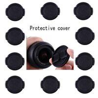 10pcs 49mm Plastic Snap on Front Lens Cap Cover for All SLR DSLR Camera Lens