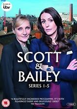 Scott & Bailey S1-5 (UK IMPORT) DVD NEW