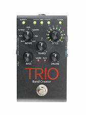 Digitech TRIO  Effect Pedal Bass