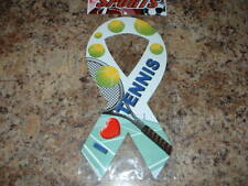 I Love Tennis Magnet For Car Or Anywhere