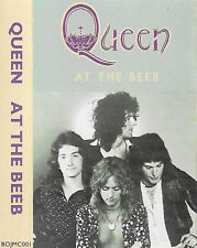 Queen ‎At The Beeb CASSETTE ALBUM  BAND OF JOY BBC CREAM SHELL HARD ROCK POP