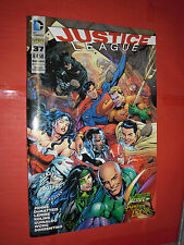 JUSTICE LEAGUE N° 37 VARIANT COVERS del cofanetto -lion dc comics nuovo
